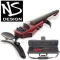 NS Design WAV 5 String Vioilin Amber Burst Gloss