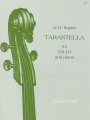 Squire, Tarantella for Cello (Stainer and Bell)