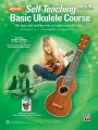Self-Teaching Basic Ukulele Course Book/CD/DVD
