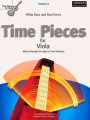 Time Pieces for Viola Vl 1