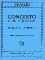 Vivaldi, Concerto in B minor, RV 580 (Op.3 No.10) for Four Violins (IMC)