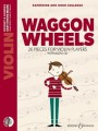 Colledge, Waggon Wheels for Violin with CD