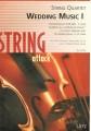 Wedding Music I for String Quartet