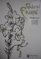 Faure, G. Elegie Op.24 for cello (or violin) and piano