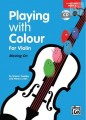 Playing with Colour for Violin Book 2 by Goodey and Litten