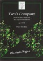 Two's Company Sixteen Little Duets for Two Equal Instruments op.157B by Christopher Wiggins