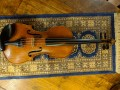 Labelled Otto Schuenemann Violin German 1892