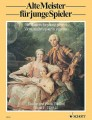 Alte Meister fur Junge Spieler - Old Masters for Young Players for Violin Book 1