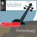 AMEB Violin Preliminary Recorded Accompaniments (Series 9)