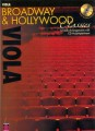 Broadway & Hollywood Classics for Viola incl CD