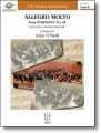Allegro Molto from Symphony No. 40 for String Orchestra (Grade 4)