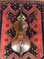 German cello c.1890 with old repairs