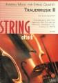 Trauermusik II for String Quartet