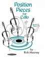 Position Pieces for cello Book 2  by Rick Mooney