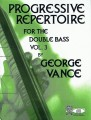 Vance, Progressive Repertoire for Double Bass Bk 3