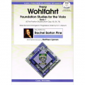 Wohlfahrt, Foundation Studies for the Viola Book 1 with DVD (Fischer)