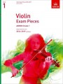 ABRSM, Violin Exam Pieces 2016-2019 for Violin/Piano