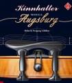 Wittner Augsburg 4/4 Violin Chin Rest
