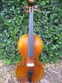 German-made Helmut Illner B-level Violin
