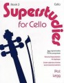 Super Studies Book2 for Cello