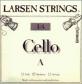 Larsen A 1/4 Cello String- Medium