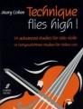 Cohen, Technique Flies High for Violin