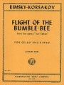 Flight of the Bumble-bee for cello and piano by Rimsky-Korsakov