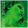 4/4 Evah Pirazzi Violin E String Silvery Steel (Loop End)
