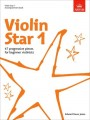ABRSM, Violin Star, Piano Accompaniment book
