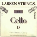 Larsen D 1/4 Cello String- Medium