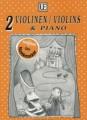 Tchaikovsky Nutcracker Suite for 2 Violins (Universal)