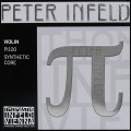 Peter Infeld Violin E String -Platium Plated