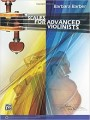 Scales for Advanced violinist by Barber