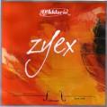 Zyex violin Silver G Strings