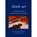 Goed Zo! for String Orchestra