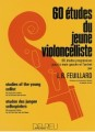 Feuillard, 60 Studies for the Young Cellist (Delrieu)