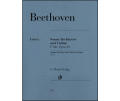 Beethoven: Sonata in F Major for violin and piano Opus 24 (Henle Verlag Edition)