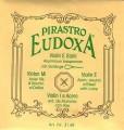 Eudoxa E Violin String - Aluminium Wound E (Ball End)