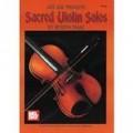 Sacred Violin Solos by Burton Isaac (Melbay)