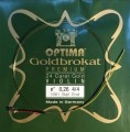 Optima Goldbrokat Premium 24 carat Gold Violin