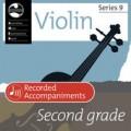 AMEB Violin Grade 2 Recorded Accompaniments (Series 9)