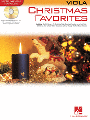Christmas Favorites Viola Instrumental Play-along (Hal Leonard)