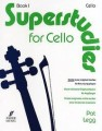 Super Studies Book1 for Cello