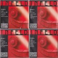 Infeld Red violin string set - medium composite core (red)