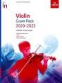 ABRSM, Violin Exam Pieces Grade Book 2020-2023 Violin Part