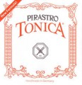 1/4- 1/8 Size Tonica D Strings