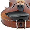 Violin Chinrest - Wilfer Schmidt Ebony Over Tailpiece