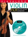 Playalong Film Tunes for Violin with CD