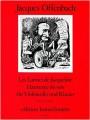 Offenbach - Les Larmes de Jacqueline Harmonie du Soir for cello and piano (Kunzelmann)