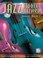 Jazz Fiddle Wizard Junior for Violin with CD